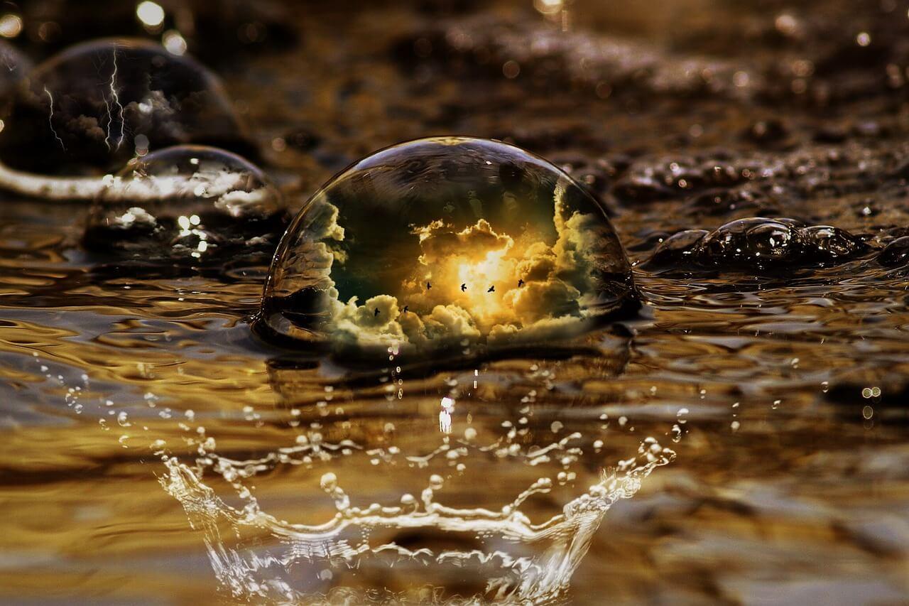Vízcseppek, és ami bennük rejtőzik