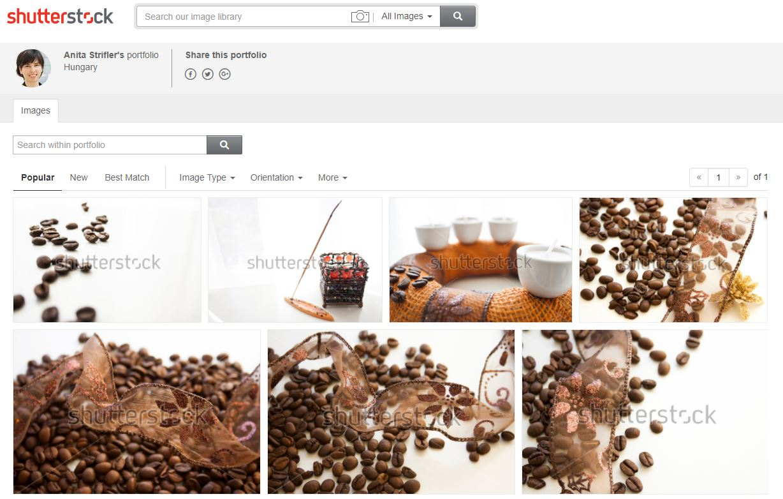 Strifler Anita Shutterstock portfolio