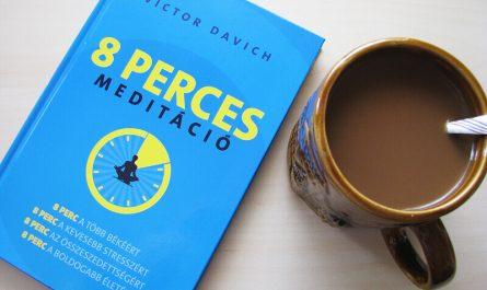 Victor Davich: 8 perces meditáció