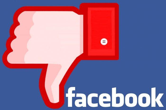 Facebook mentesen
