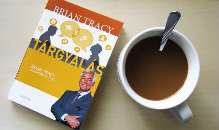Brian Tracy: Tárgyalás című könyv