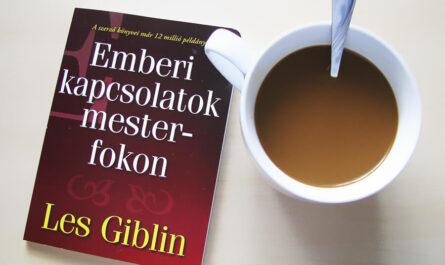 Les Giblin: Emberi kapcsolatok mesterfokon könyv